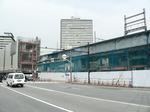 f0748 JR大阪駅北口のビルも解体中