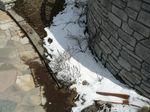 f1041 芦屋川と同じ日、六甲山上で残り雪