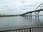 f0127 中島川河口 見方を変えれば淀川神崎川中島川の合流点西岸