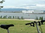 f0128 尼崎港 パナソニックのプラズマテレビ工場