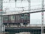 f0189 十三大橋から阪急9300系 結構画期的な車両