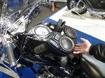f0547 バイク用カーステ